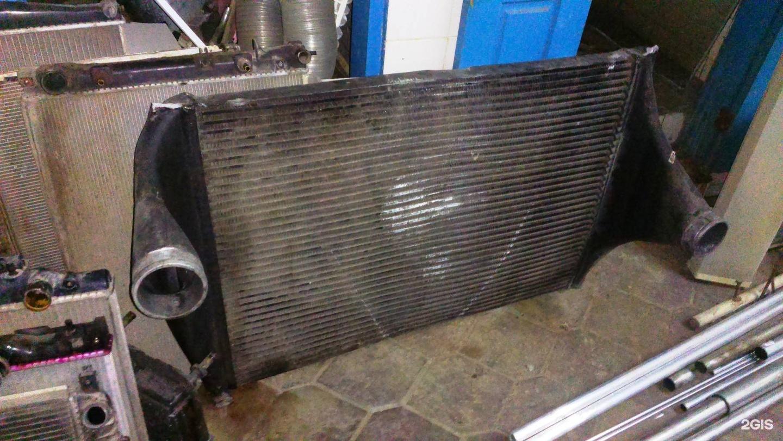 Ремонт алюминиевого радиатора автомобиля 26