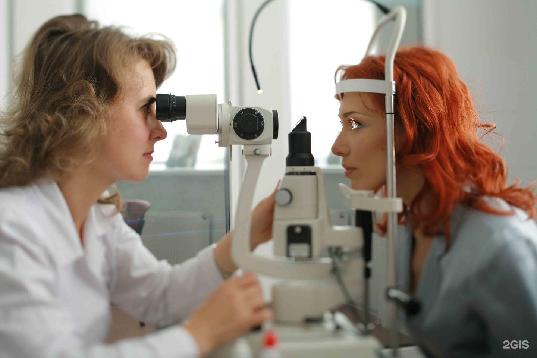 Медицинский центр офтальмология 30 фотография