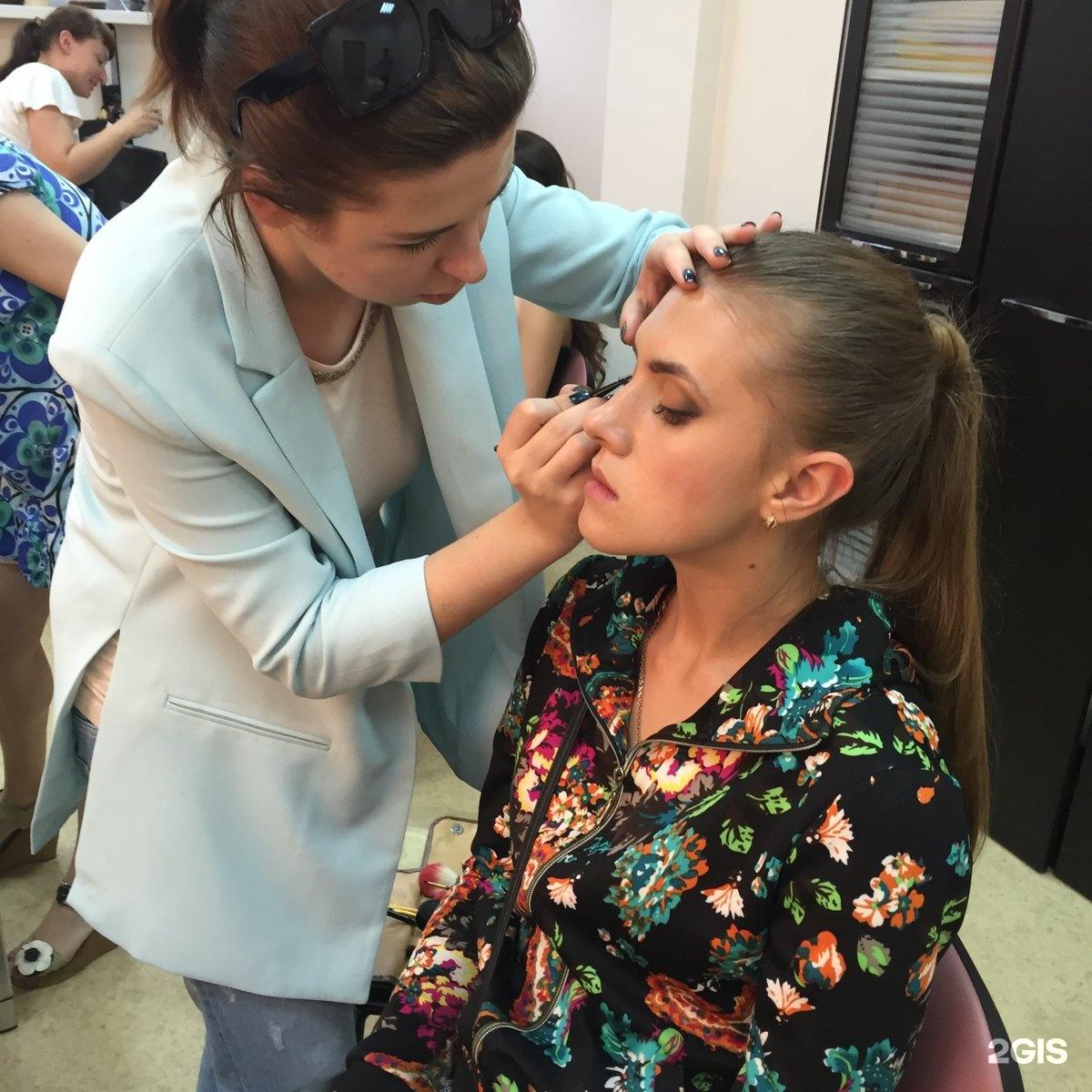 Гримерка владимир студия макияжа