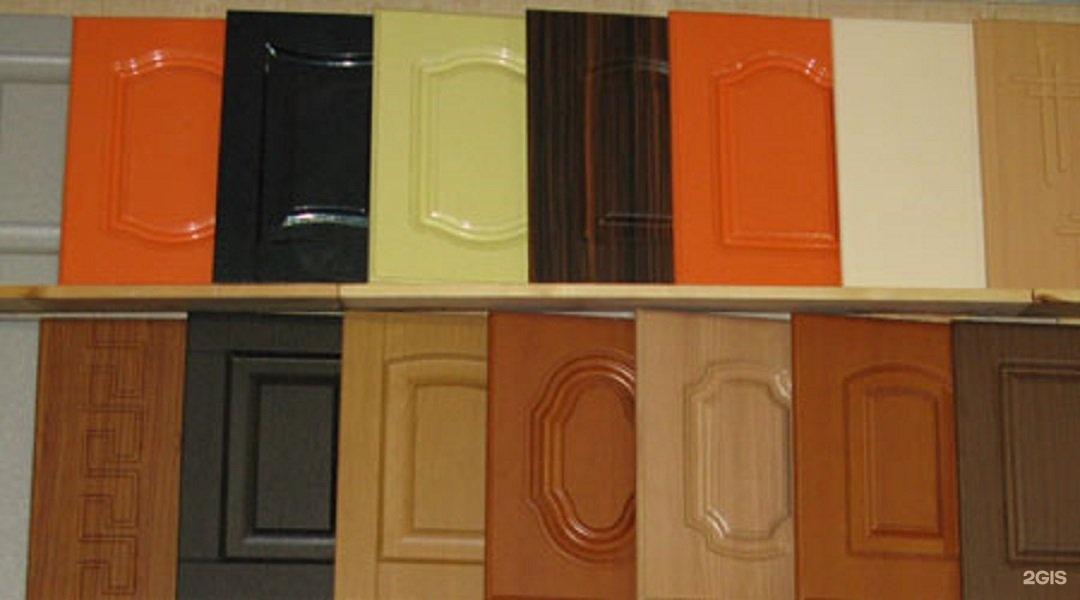 Винтаж - варианты мебельных фасадов производимой мебели на з.