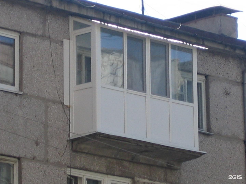 Балкон комплекс, торгово-монтажная компания - остекление, от.