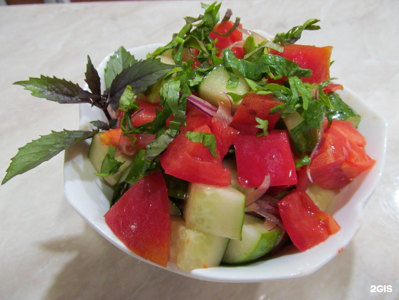 Пошаговый фото рецепт весенний салат