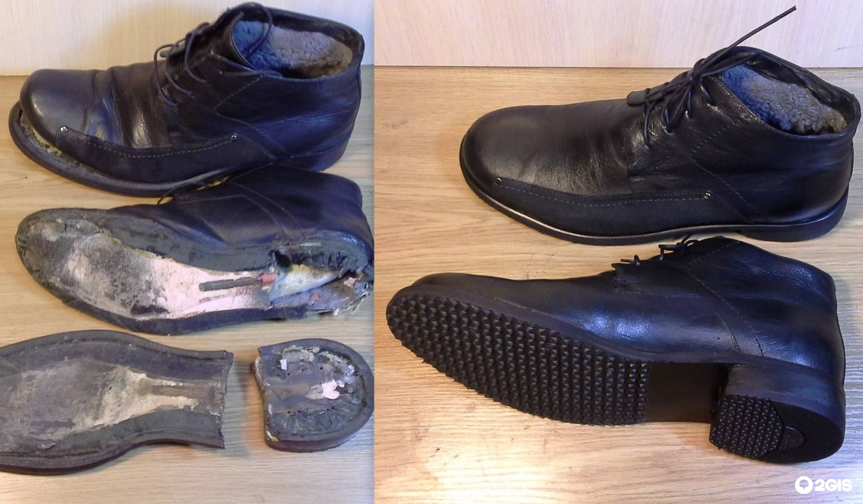 Как заменить подошву на обуви