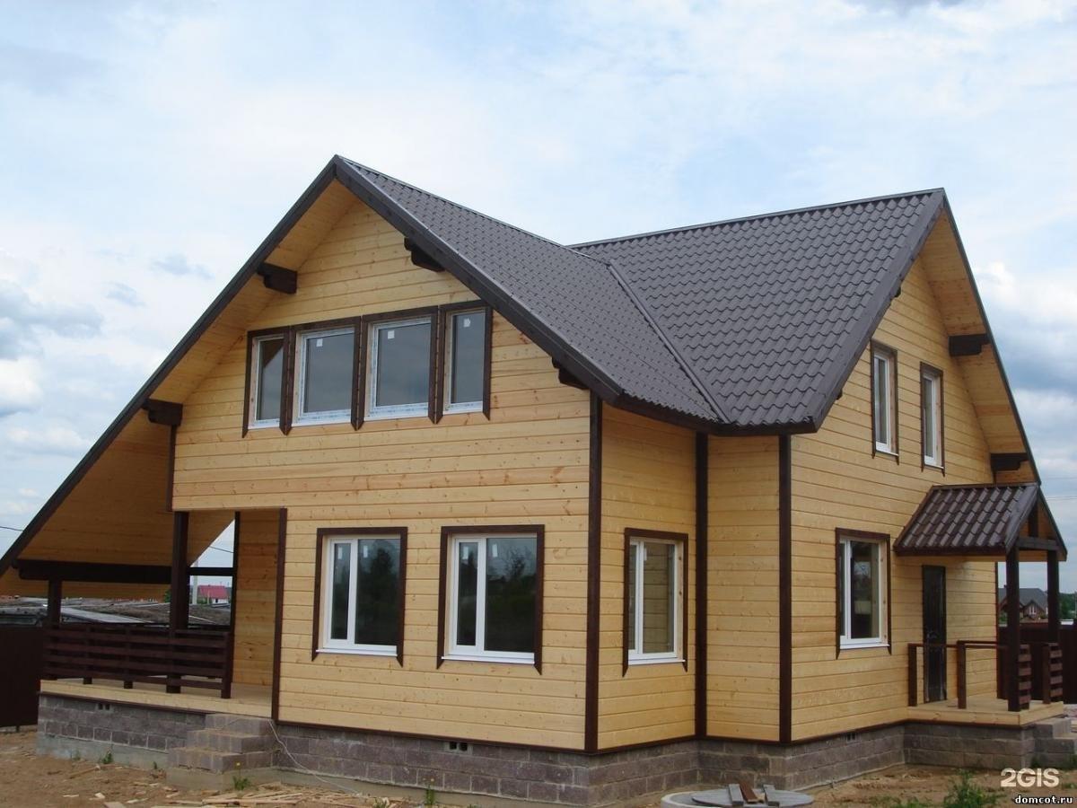 красивый каркасный дом своими руками поэтапная интсрукция