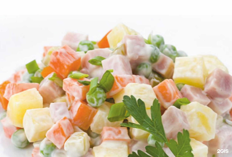 Настоящий салат оливье рецепт классический пошаговый