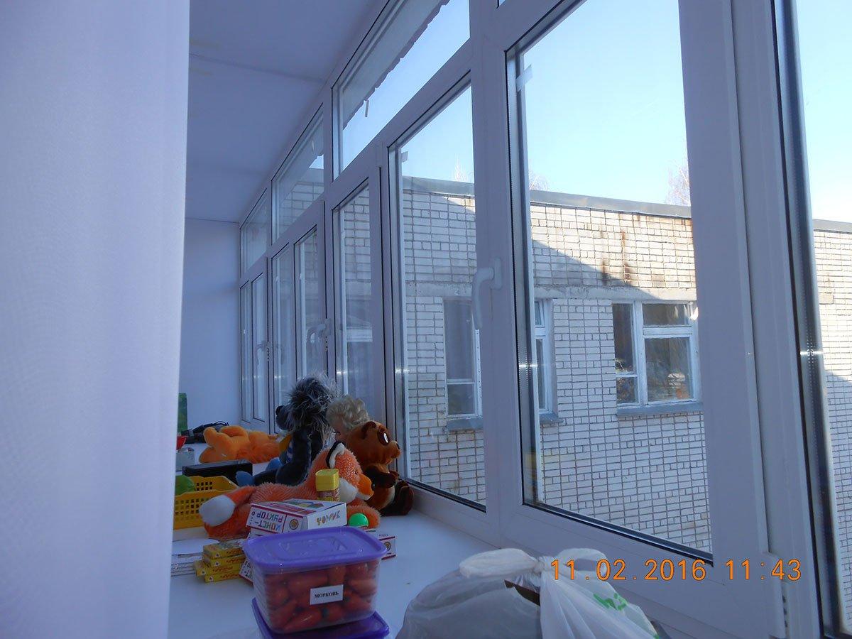 Балконы и лоджии. обшивка балконов, окна на балконе под ключ.
