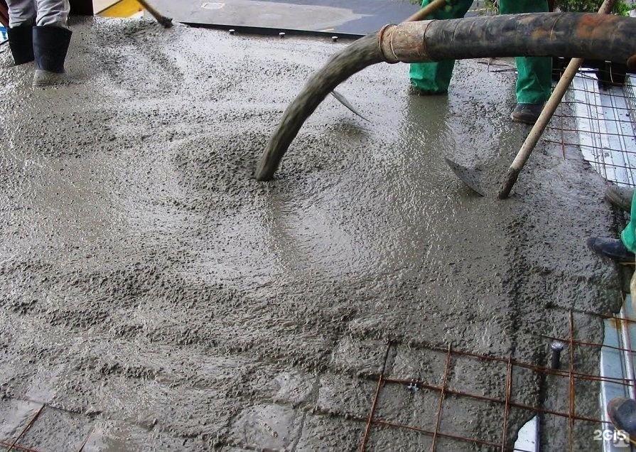 бетон на калинина купить в красноярске