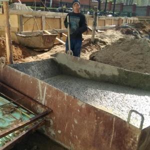 Бетон ракитная наждачка для бетона