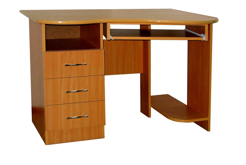 Стол компьютерный микки компьютерные столы офисная мебель mi.