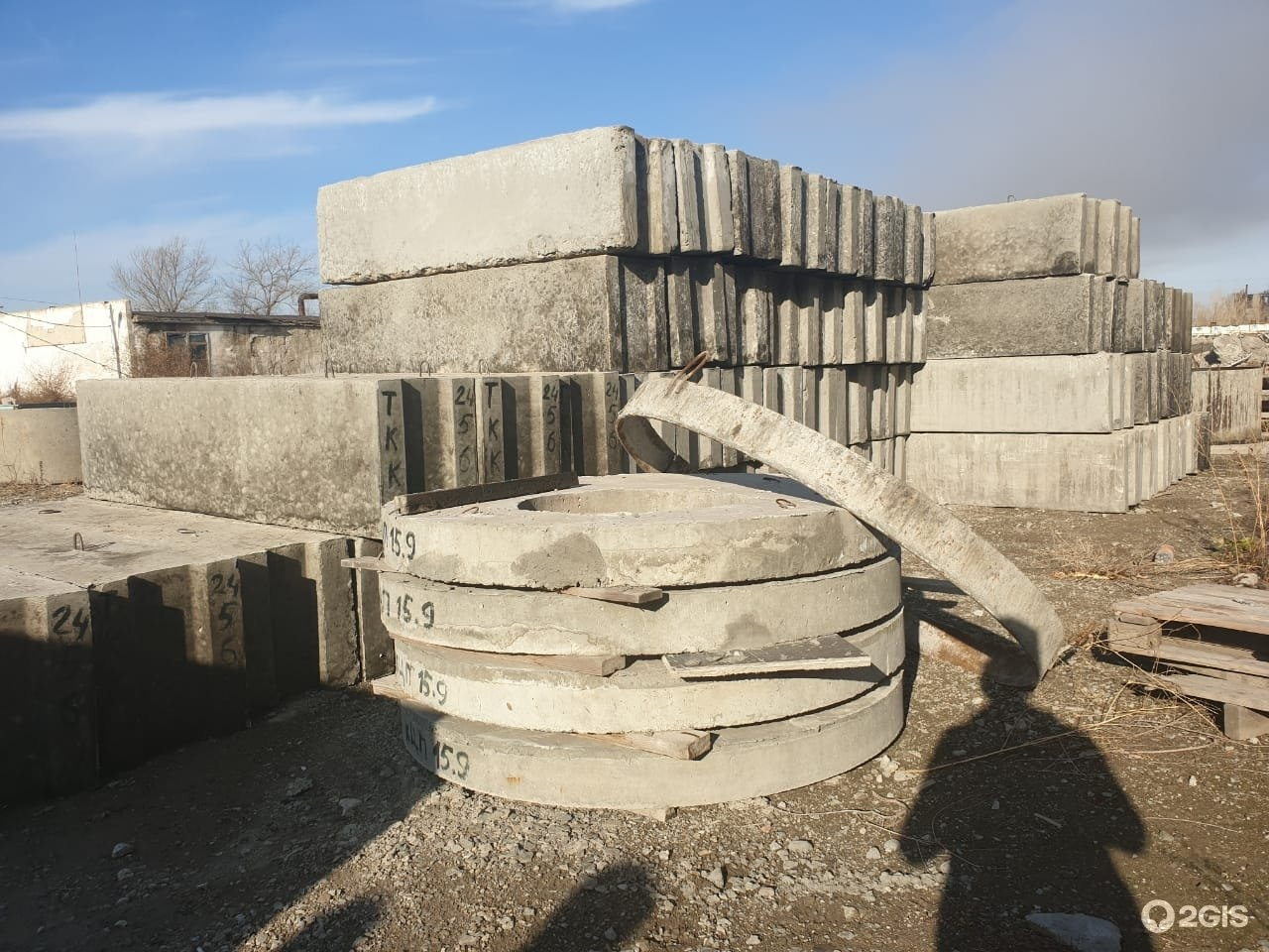 фабрика бетонов павлодар