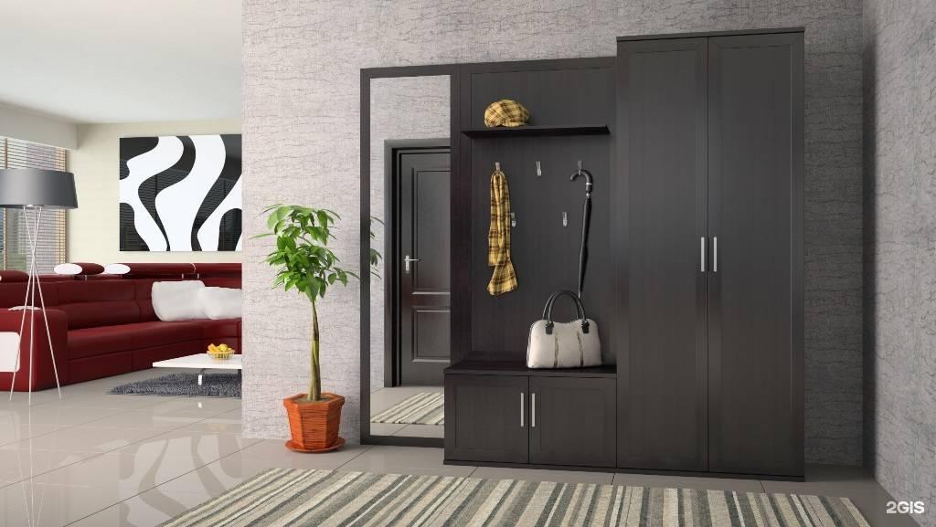 Прихожая roomy корпусная и мягкая мебель вологда.