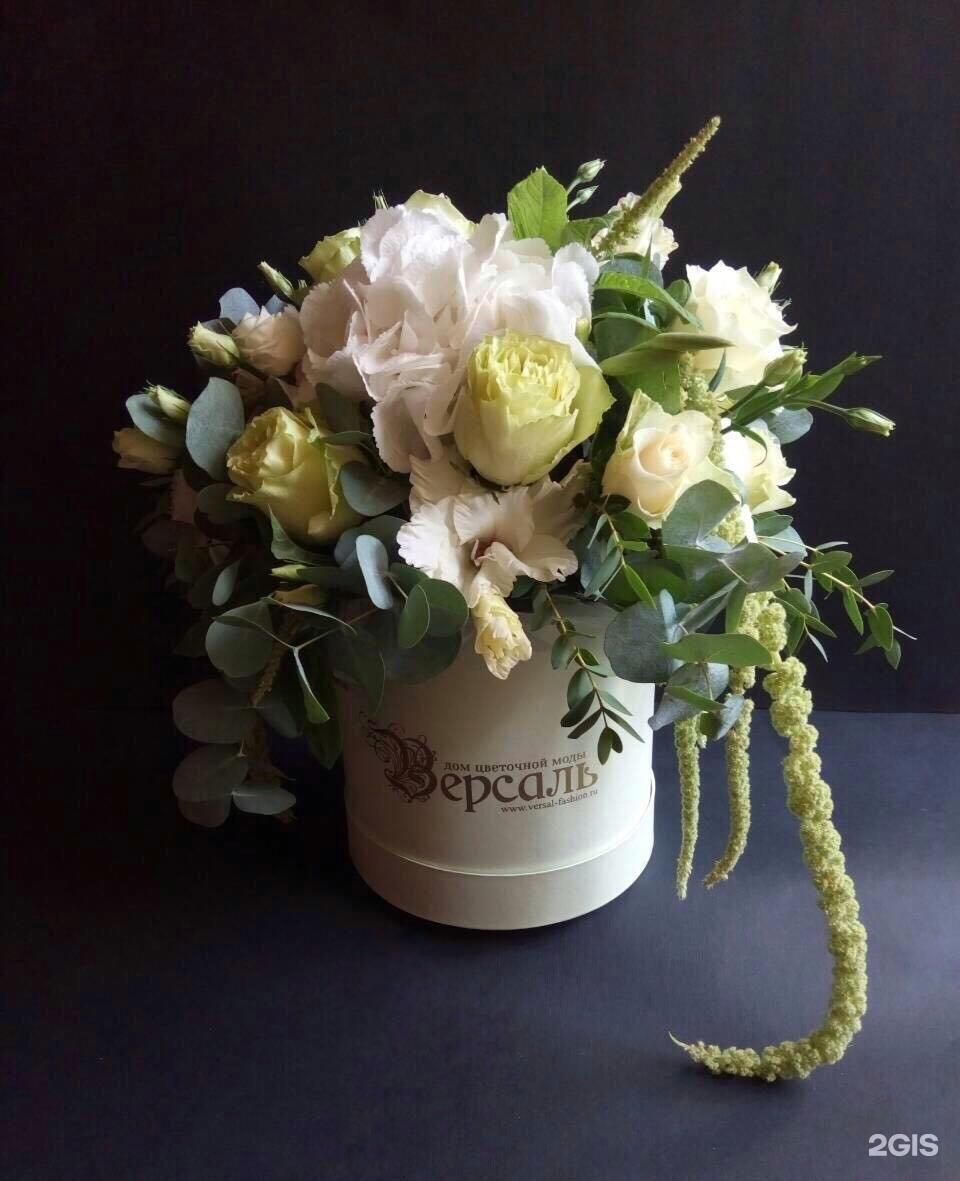 Шлюмбергера, цветы тюмень версаль