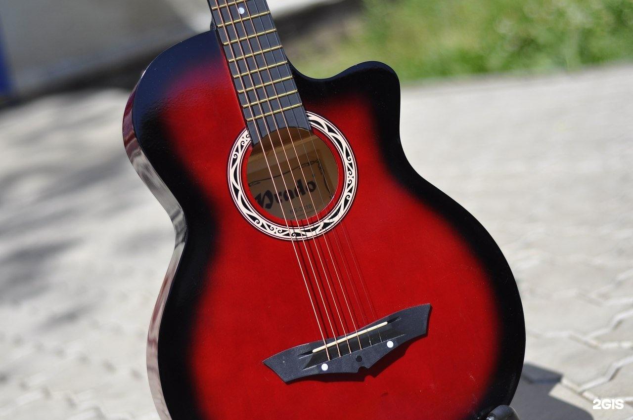 купить гитару в санкт петербурге