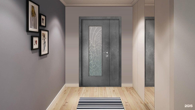 современные входные двери в квартиру