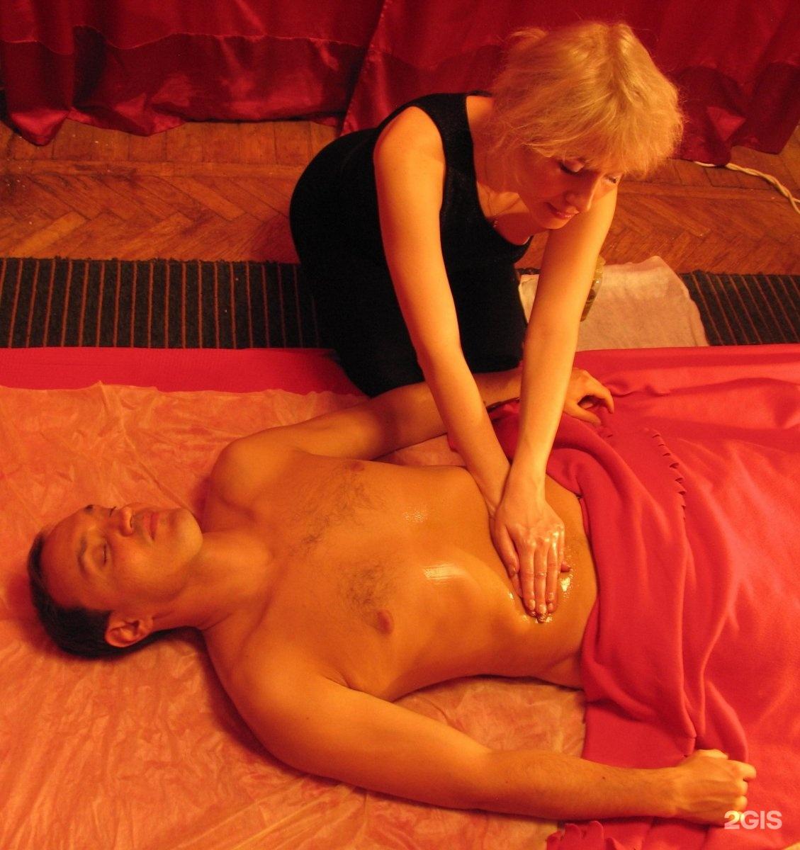 массаж без инстима казань