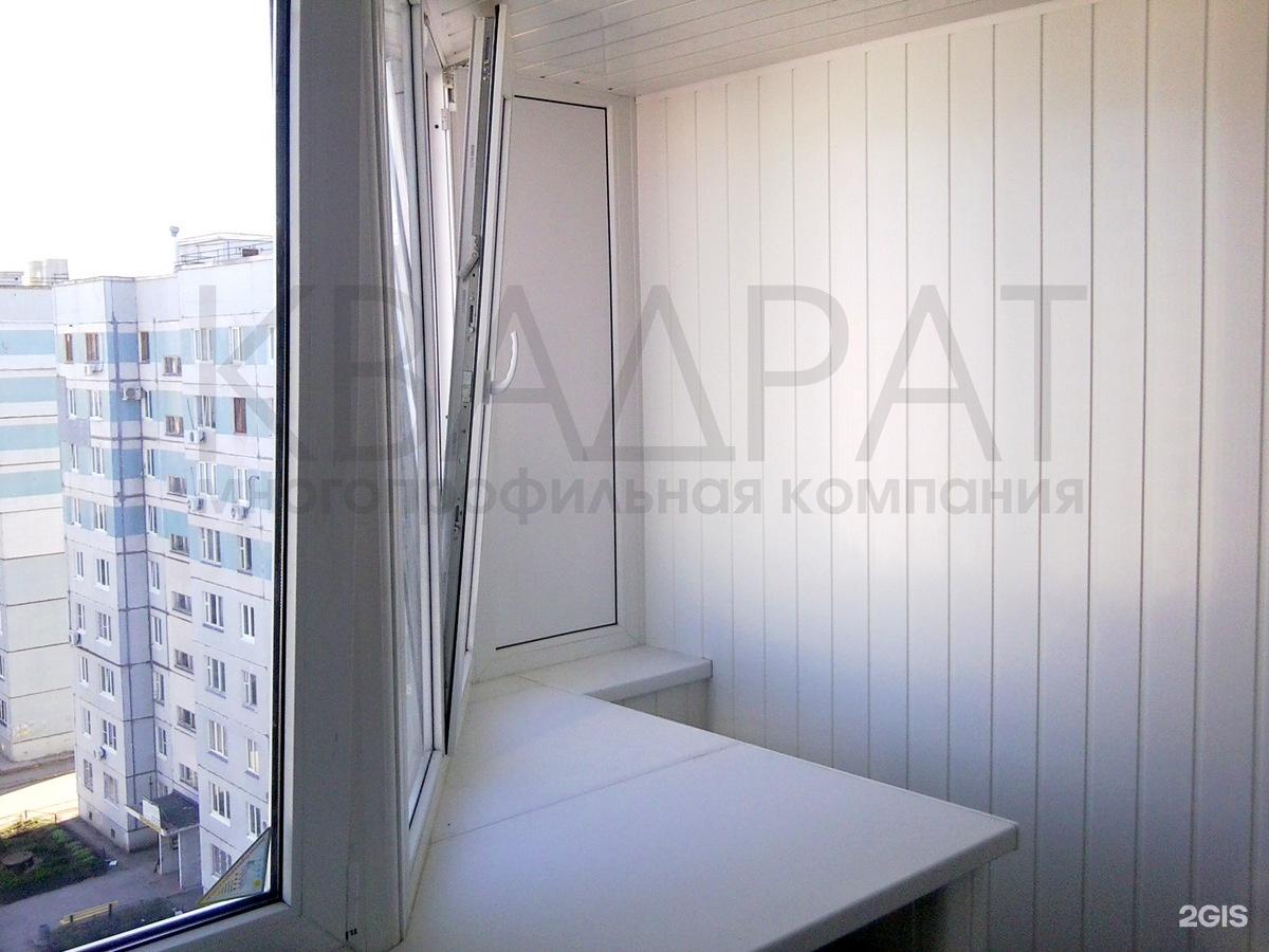 Профессиональное утепление и отделка балконов и лоджий в тол.