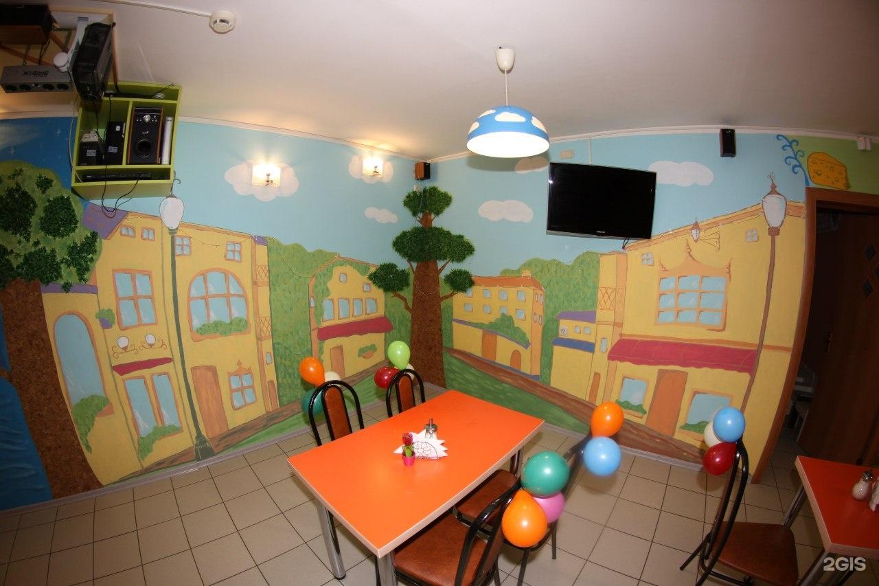 Детские кафе набережные челны фото 2