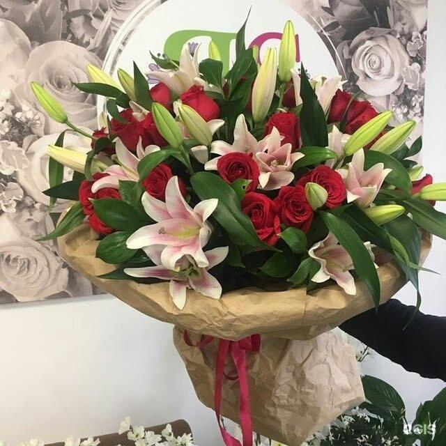 Букеты, цветы оптом в набережных челнах