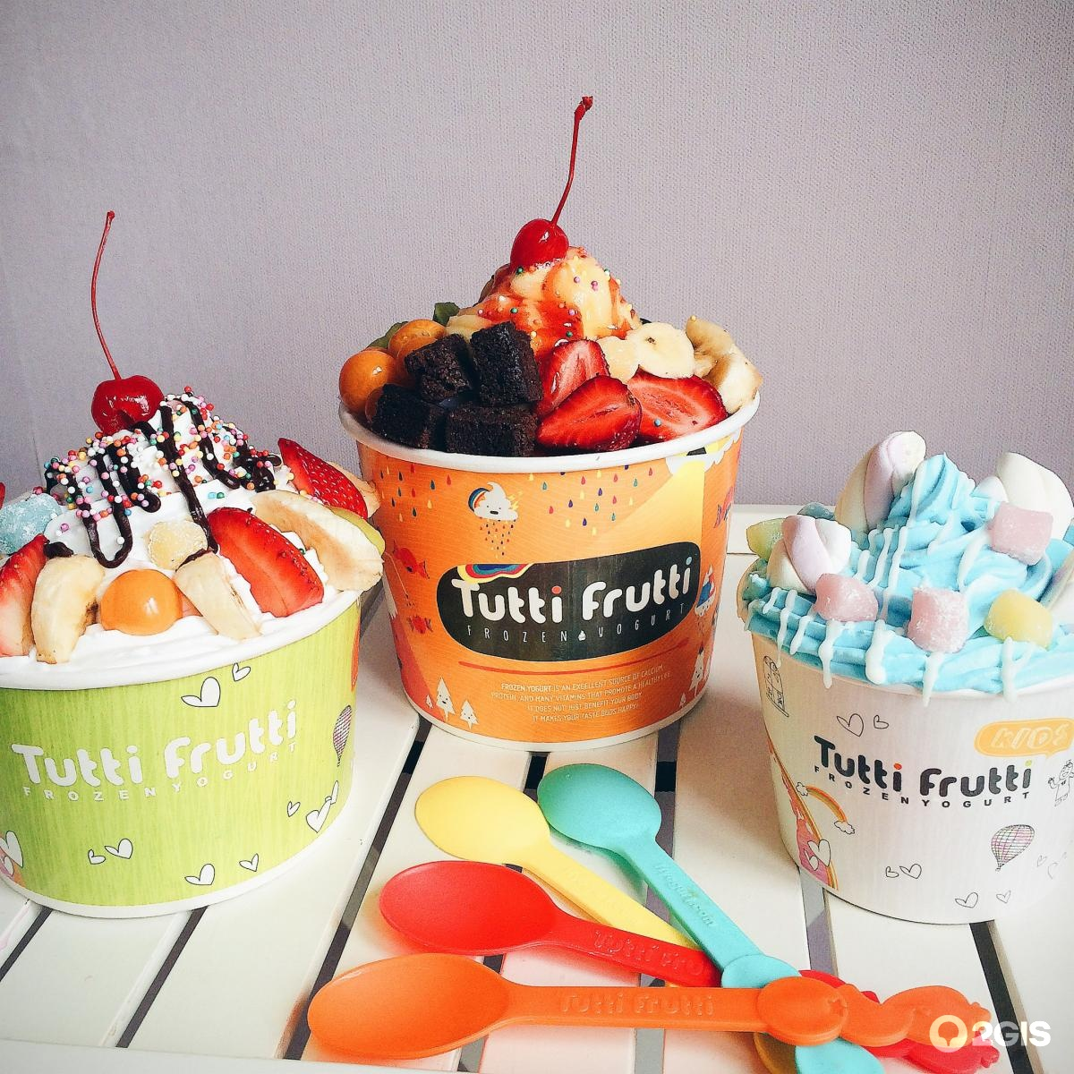 tutti frutti I'd been singing 'tutti-frutti' for years, but it never struck me as a song you'd record little richard being as wrong as one can be (.