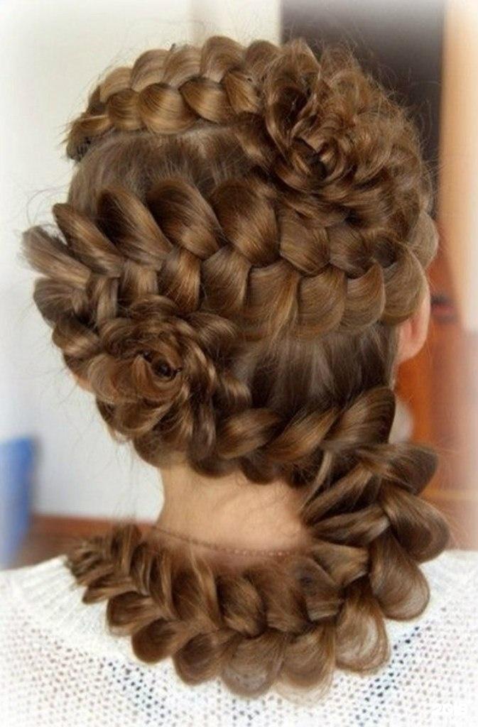 Плетение кос одинцово