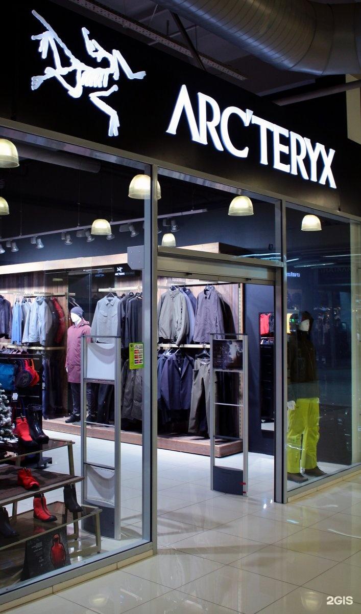 8f747beb1962 Arc`teryx, магазин спортивной одежды в Москве, Сколковское шоссе, 31 ...