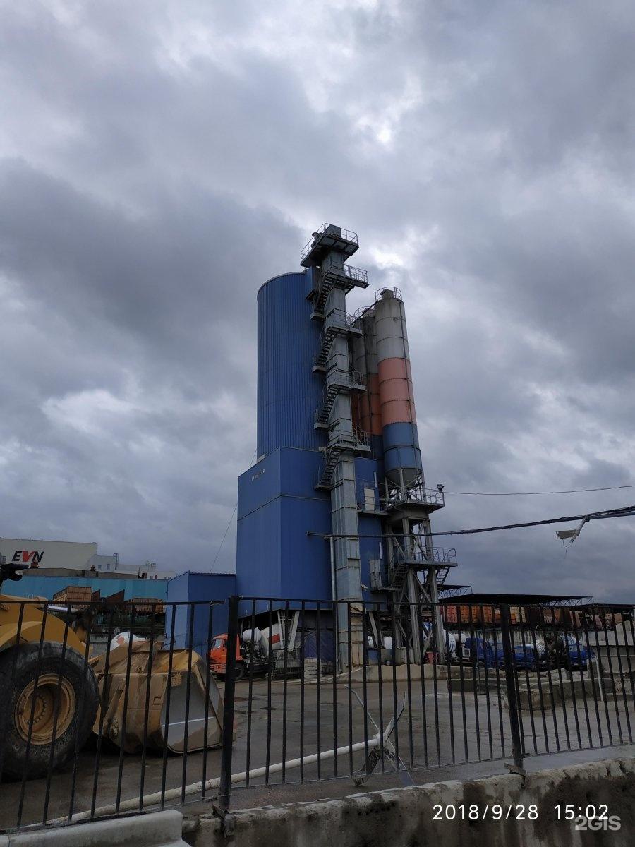 Бетона завод 223 купить бетон в барнауле с доставкой стоимость