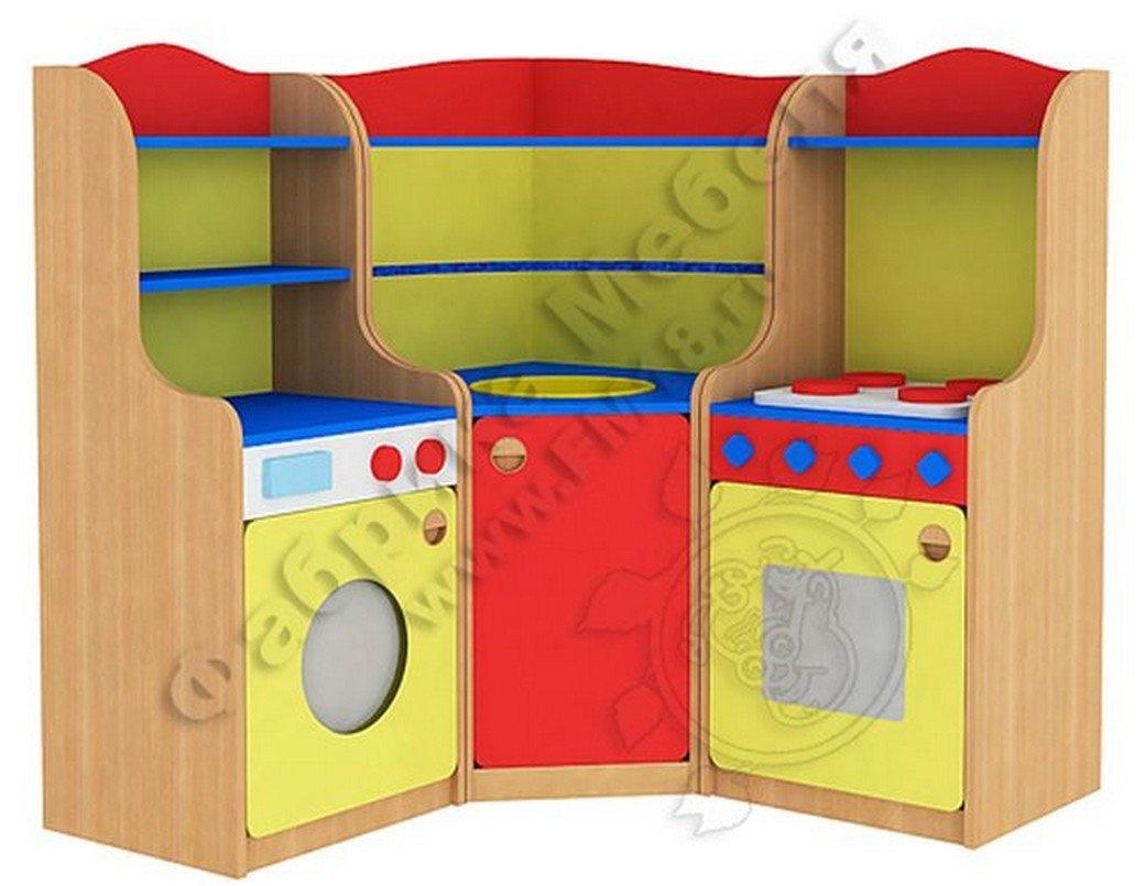"""Игровая мебель """"кухня угловая"""" """"аленушка""""-у."""