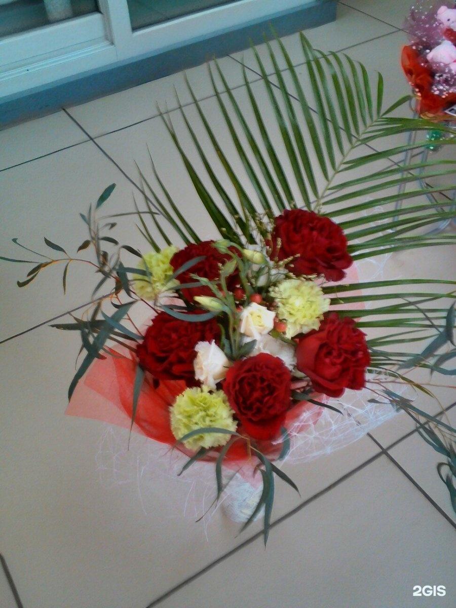Заказ цветов и подарки братск, свадебные