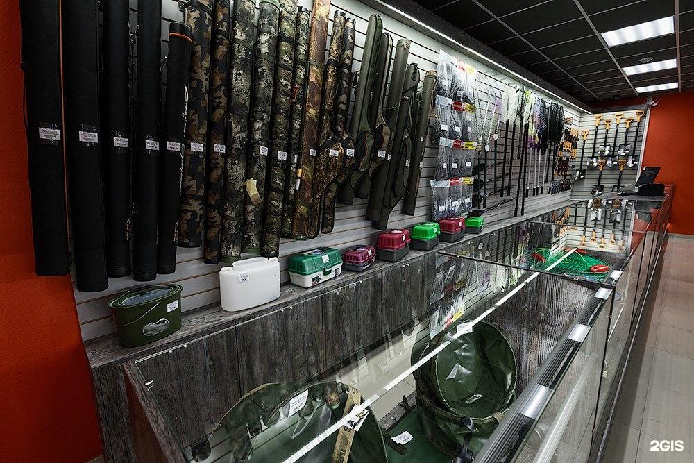 Интернет-магазин товаров для охоты Хантру
