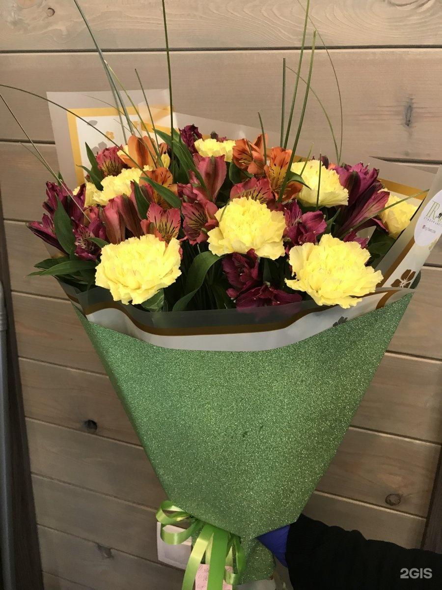 Букет, магазины цветы караганда