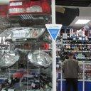Жигули, магазин автозапчастей